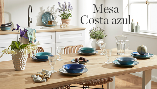 Mesa Costa azul