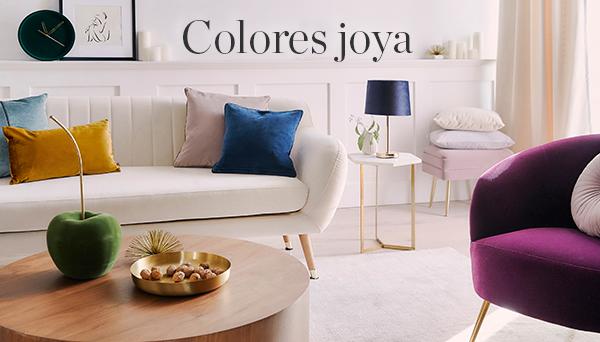 Colores joya