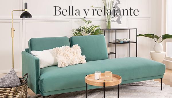 Bella y relajante